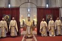 Chiriarhul Oradiei la Catedrala Episcopală din Oradea de praznicul Întâmpinării Domnului