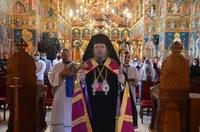 """Chiriarhul Oradiei la hramul bisericii """"Naşterea Maicii Domnului"""" din Oradea"""