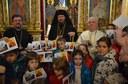 Chiriarhul Oradiei la hramul Bisericii Albastre din Oradea