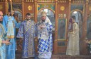 Chiriarhul Oradiei la hramul bisericii din parohia Băile 1 Mai