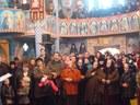 """Chiriarhul Oradiei la hramul Mănăstirii """"Buna Vestire"""" din Oradea"""