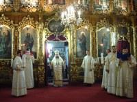 Chiriarhul Oradiei la hramul străvechii Catedrale Episcopale din Oradea-Velenţa