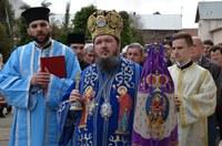 """Chiriarhul Oradiei la Mănăstirea """"Buna Vestire"""" din Oradea"""