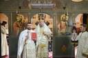 Chiriarhul Oradiei la Mănăstirea Izbuc în Duminica a cincea din Postul Mare