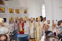 Chiriarhul Oradiei la manifestările comemorative din Eparhia Slavoniei, Croația
