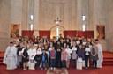 Chiriarhul Oradiei la noua Catedrală Episcopală din Oradea în Duminica a şaptea după Paşti