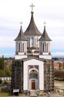 Chiriarhul Oradiei la noua Catedrală Episcopală din Oradea