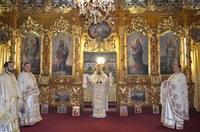 Chiriarhul Oradiei la străvechea Catedrală Episcopală din Oradea-Velenţa