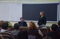 """Chiriarhul Oradiei la  Zilele Colegiului Național """"Mihai Eminescu"""" din Oradea"""