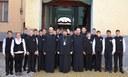 """Chiriarhul Oradiei s-a întâlnit cu elevii  Liceului Ortodox """"Episcop Roman Ciorogariu"""" din Oradea"""