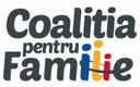 Coaliția pentru Familie susține demnitatea ființei umane și a familiei