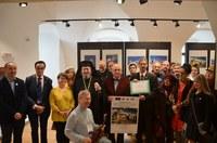 Comori ecleziastice grecești prezentate la Oradea