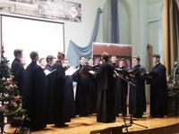 """Concert de colinde în cadrul Proiectului Naţional """"Domn, Domn să-nălţăm"""""""