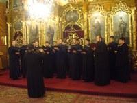 Concert de colinde în Catedrala din Oradea-Velenţa