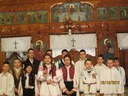 Concert de colinde in parohia Voivozi-Popeşti