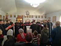 Concert de colinde în parohii din Protopopiatul Tinca și la Biserica cu Lună din Oradea