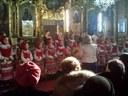 Concert de colinde la străvechea catedrală din Oradea-Velența