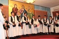 Concert de colinde şi vechi obiceiuri româneşti de Crăciun organizat de A.F.O.R.E.O.