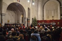 Concert tradițional de colinde în Eparhia Oradiei