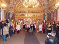 """Concertul de colinde """"Hristos Se naşte!"""" la Husasău de Criş"""