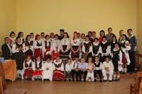 """Concursul-spectacol ,,Bucuria de a fi creștin"""" în Protopopiatul Beiuș"""