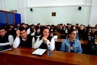 Conferința Bihorul - strajă la hotare la Primăria Oradea