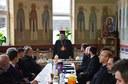 Consiliul Eparhial al Episcopiei Oradiei reunit în ședință de lucru