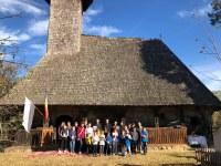 Copii din Oradea-Ioșia II au vizitat satul Margine