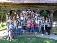 Copii și tineri bihoreni în tabere de creație religioasă
