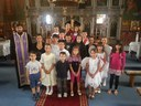 Copiii din parohia bihoreană Girișul Negru se pregătesc de Învierea Domnului
