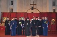 """Corala """"Armonia"""" a Arhiepiscopiei Tomisului a concertat la Oradea"""