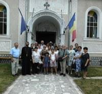 """Corul """"Pro Musica"""" din Giula, Ungaria  în Parohia bihoreană Bratca"""