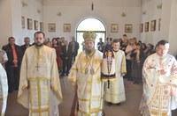 Credincioșii din Băile Felix binecuvântați de Chiriarhul Oradiei