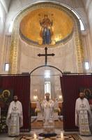 Credincioșii orădeni l-au cinstit pe Sfântului Ierarh Nectarie din Eghina