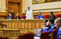 Cuvânt de apreciere şi binecuvântare pentru Jandarmeria Română
