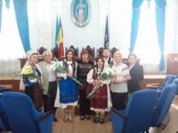 Delegație din Oradea la frații din Basarabia de Ziua Națională a Limbii Române