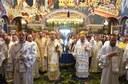 Doi arhierei au slujit la biserica Sfântul Apostol Andrei din Oradea