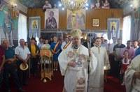 Douăzeci de ani de la sfințirea bisericii filiei Moțești