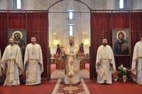 Duminica a 29-a după Rusalii la Catedrala Episcopală din Oradea