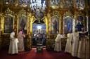 Duminica a cincea din Postul Mare la  străvechea Catedrală Episcopală din Oradea-Velenţa