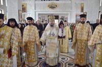 Duminica a doua din Postul Paștilor la Mănăstirea Izbuc