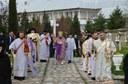 """Duminica a treia din Postul Paștilor la Mănăstirea """"Sfânta Cruce"""" din Oradea"""