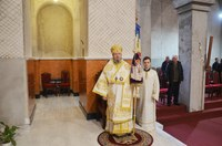 Duminica dinaintea Botezului Domnului la Catedrala Episcopală din Oradea
