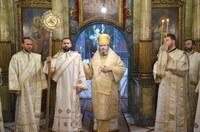 Duminica după Nașterea Domnului prăznuită la Catedrala Adormirea Maicii Domnului din Oradea