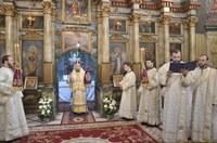 Duminica Iertării la Catedrala Adormirea Maicii Domnului din Oradea