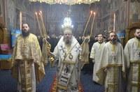 Duminica Iertării la Mănăstirea Sfânta Cruce din Oradea