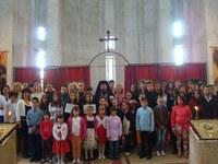 Duminica Parintilor şi copiilor lor în Eparhia Oradiei