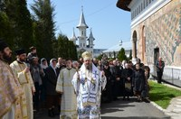 """Duminica Sfintei Cruci la Mănăstirea """"Sfânta Cruce"""" din Oradea"""