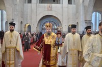 Duminica Sfinților Strămoși la Catedrala Episcopală din Oradea