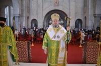 Duminica Stâlpărilor la Catedrala Episcopală Învierea Domnului din Oradea